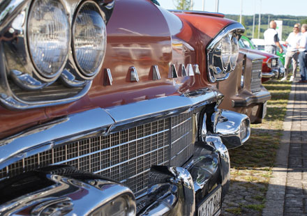 «Oldies but Goldies»: Treffen in Döttingen (AG) war ein Erfolg