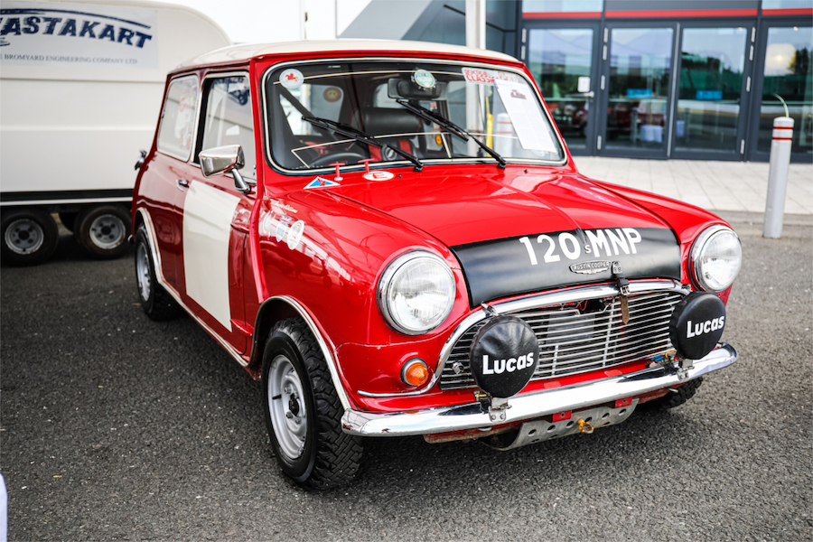 Click to enlarge image Lot_No._204_-_1963_Austin_Mini_Cooper_S_Whizzo_Williams.jpg