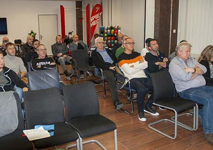 «Carrossier Connect» in Pratteln: Ein Meeting mit Top-Themenmix