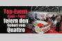 Top-Event: Audi + Fans feiern den Geburi vom Quattro